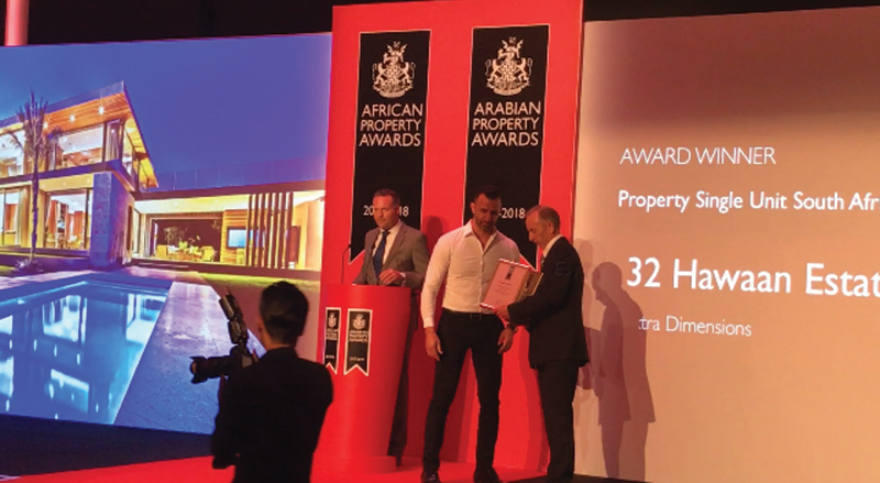 Extra Dimensions Multi Award Winners